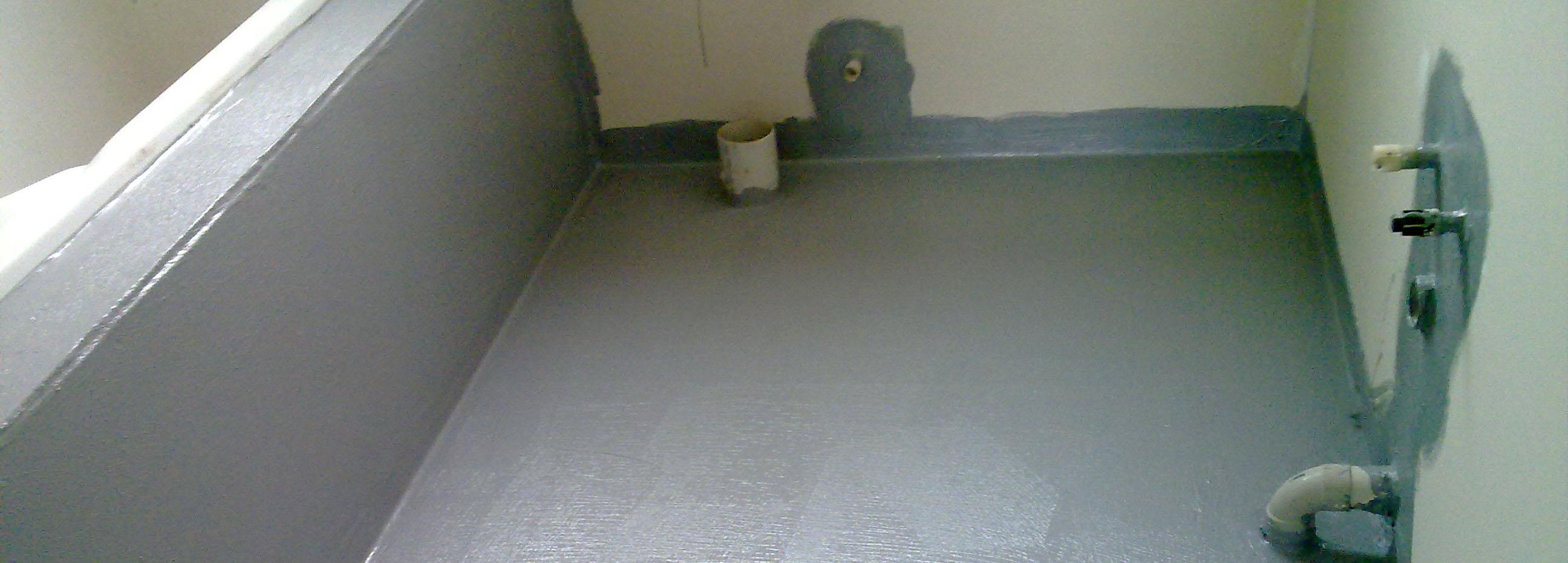 Гидроизоляция вертикальных поверхностей ванных комнат мастика для тортов в домашних условиях рецепт
